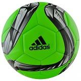 ADIDAS Conext15 Glider Size 4 [M36888] - Solar Green/Black/White/Silver - Bola Sepak / Soccer Ball